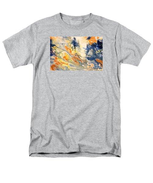 Mind Flow Men's T-Shirt  (Regular Fit) by Gallery Messina