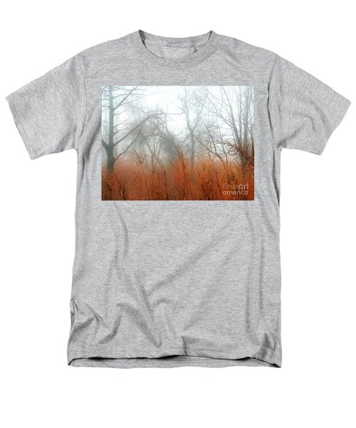 Misty Morning Men's T-Shirt  (Regular Fit) by Raymond Earley