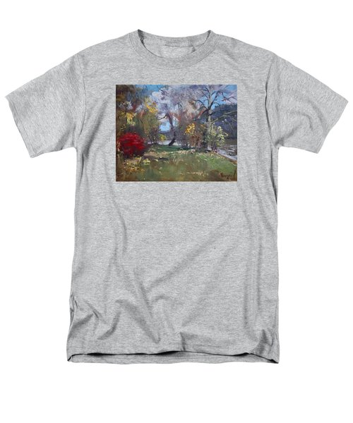 Mixed Weather In A Fall Afternoon Men's T-Shirt  (Regular Fit) by Ylli Haruni