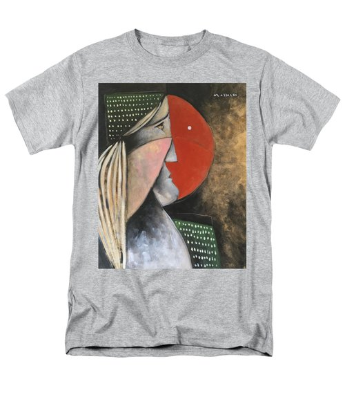 Moments The Thought Men's T-Shirt  (Regular Fit)