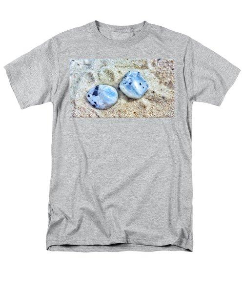 Moonstones Men's T-Shirt  (Regular Fit) by Rachel Hannah