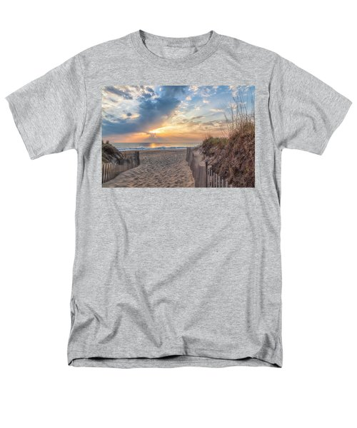 Morning Breaks Men's T-Shirt  (Regular Fit) by David Cote
