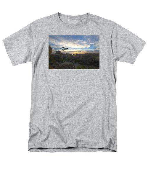 Morning Song Men's T-Shirt  (Regular Fit) by Robert Och