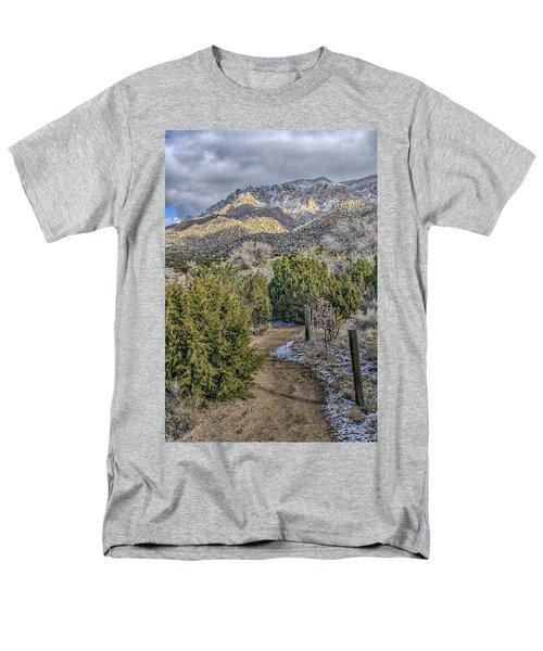 Morning Walk Men's T-Shirt  (Regular Fit) by Alan Toepfer