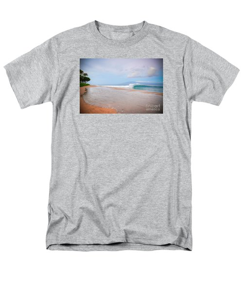 Men's T-Shirt  (Regular Fit) featuring the photograph Morning Wave by Kelly Wade