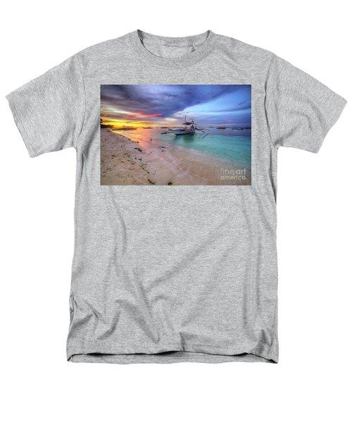 Men's T-Shirt  (Regular Fit) featuring the photograph Morningtide 2.0 by Yhun Suarez