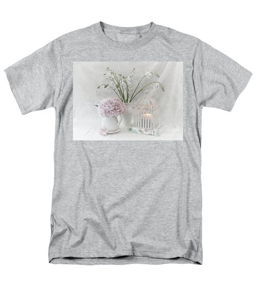 Mother...tell Me Your Memories Men's T-Shirt  (Regular Fit) by Sherry Hallemeier