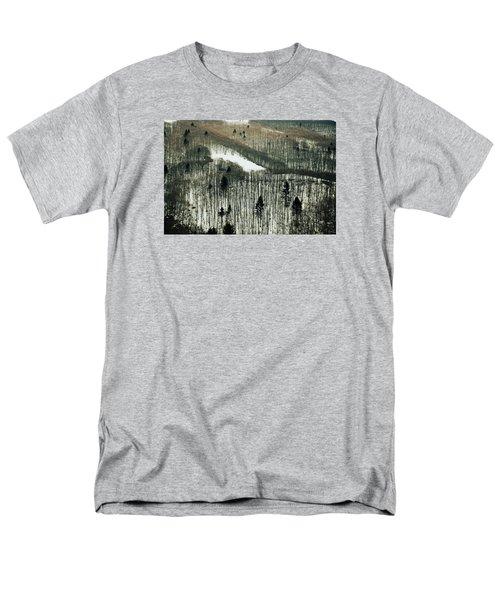 Mountain Forest Men's T-Shirt  (Regular Fit)