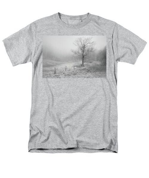 Mountain Mist Men's T-Shirt  (Regular Fit) by William Beuther