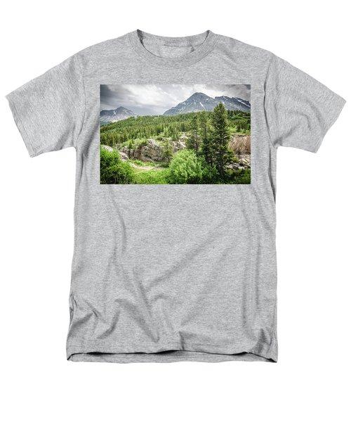Mountain Vistas Men's T-Shirt  (Regular Fit)