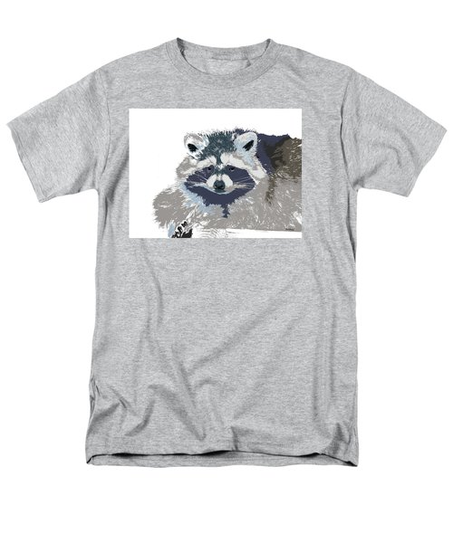 Men's T-Shirt  (Regular Fit) featuring the digital art Music Notes 29 by David Bridburg