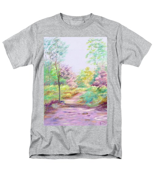 My Favourite Place Men's T-Shirt  (Regular Fit)