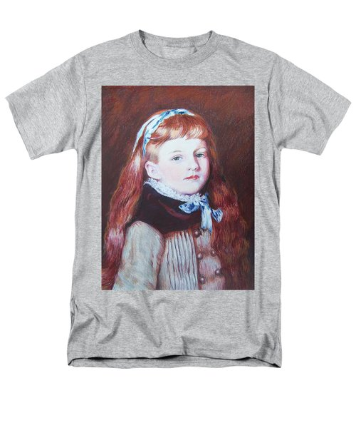 My Version Of A Renoir Men's T-Shirt  (Regular Fit) by Constance DRESCHER