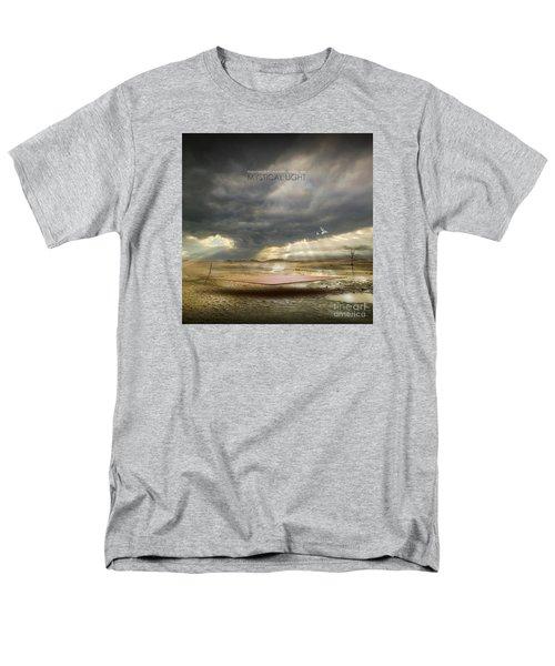 Mystical Light Men's T-Shirt  (Regular Fit) by Franziskus Pfleghart