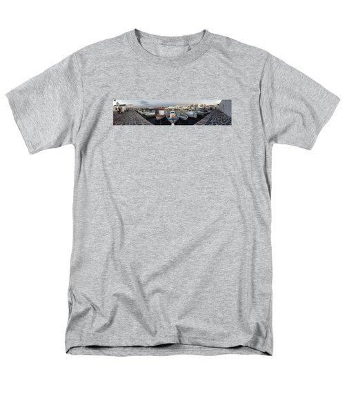 Naoussa Village Island Greece Men's T-Shirt  (Regular Fit) by Colette V Hera  Guggenheim