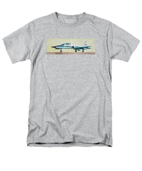 Nasa T-38 Talon Men's T-Shirt  (Regular Fit) by Douglas Castleman