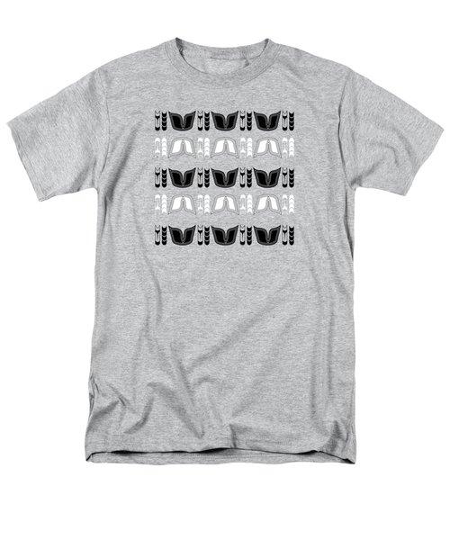 Native American/shamanic Pattern Men's T-Shirt  (Regular Fit) by Serena King