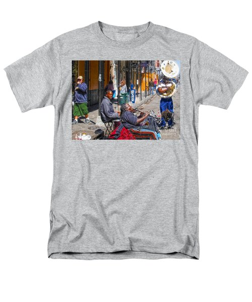 Nawlins Men's T-Shirt  (Regular Fit) by John Kolenberg