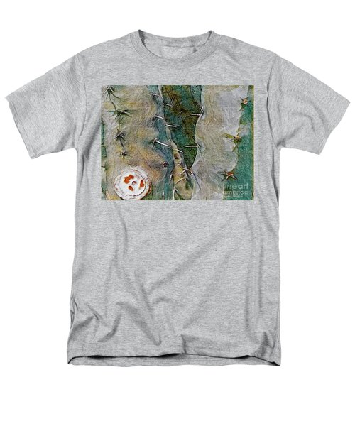 Men's T-Shirt  (Regular Fit) featuring the photograph Needles In The Desert by Kathie Chicoine