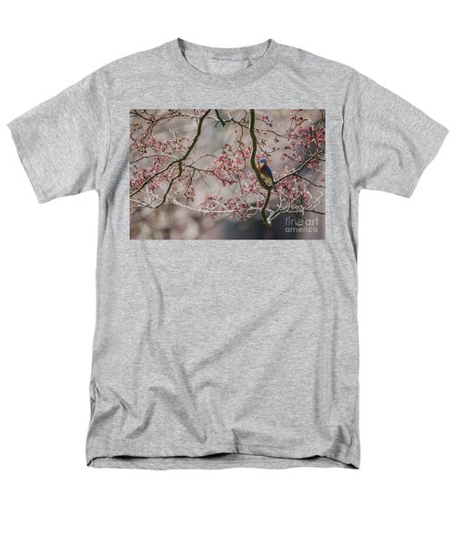 Nest Scouting Men's T-Shirt  (Regular Fit) by Judy Wolinsky