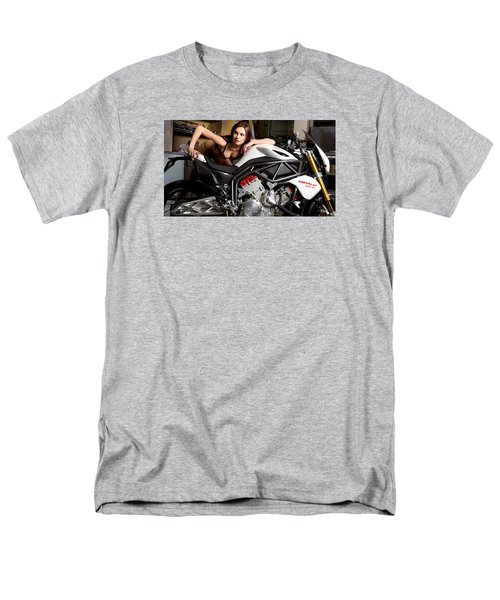 Men's T-Shirt  (Regular Fit) featuring the photograph Nice View by Lawrence Christopher