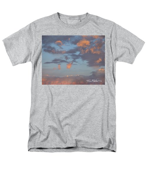 No Tears In Heaven Men's T-Shirt  (Regular Fit) by Tim Fitzharris