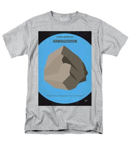 No695 My Armageddon Minimal Movie Poster Men's T-Shirt  (Regular Fit) by Chungkong Art