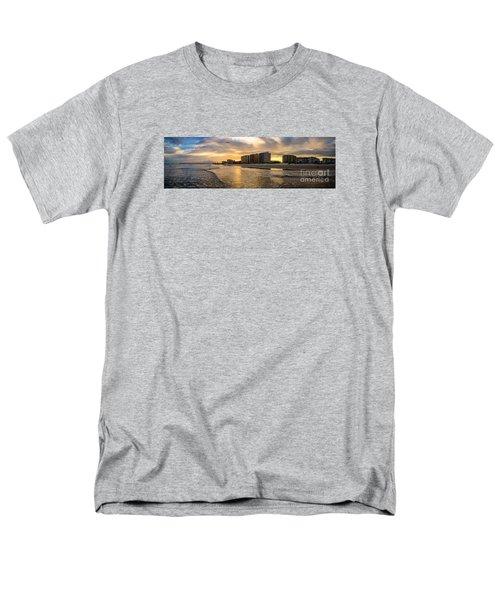 North Myrtle Beach Sunset Men's T-Shirt  (Regular Fit) by David Smith