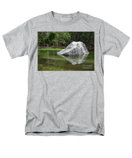 Not An Iceberg Men's T-Shirt  (Regular Fit) by Debby Pueschel