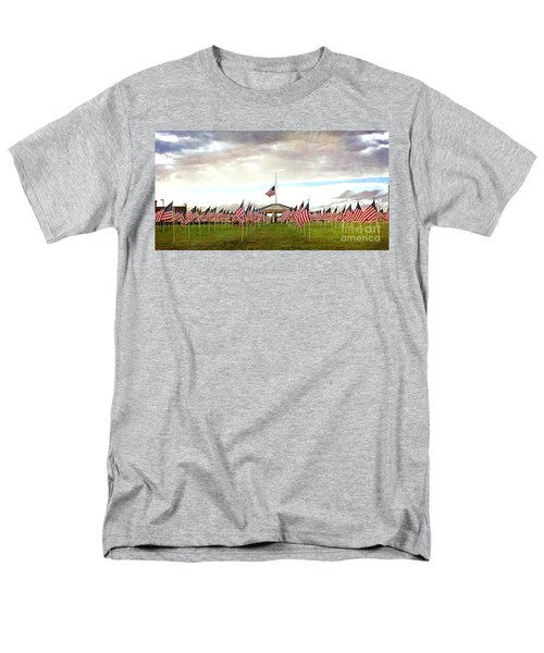 Men's T-Shirt  (Regular Fit) featuring the photograph Nov5th Memorial - No.2009 by Joe Finney