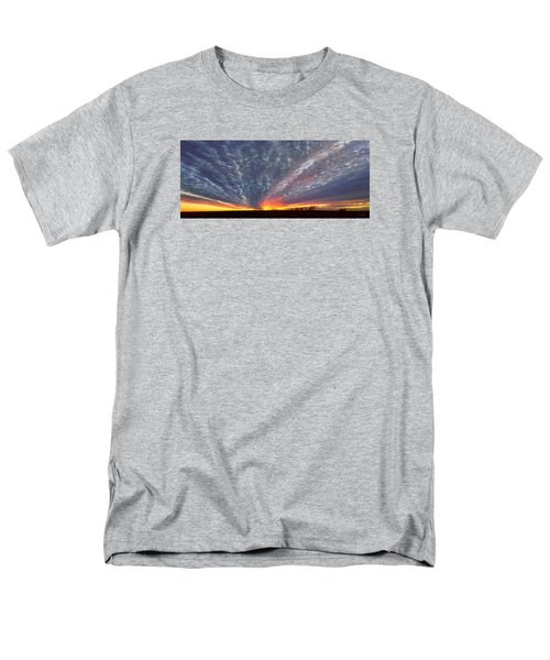 Men's T-Shirt  (Regular Fit) featuring the photograph November Magic by Rod Seel