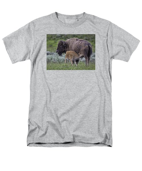 Nurtured Men's T-Shirt  (Regular Fit) by Elizabeth Eldridge
