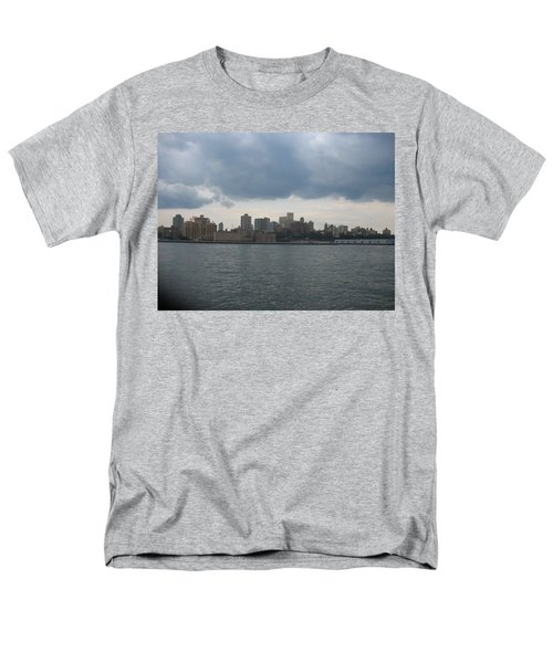 Nyc4 Men's T-Shirt  (Regular Fit) by Donna Andrews