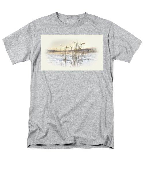 Men's T-Shirt  (Regular Fit) featuring the photograph Okanagan Glod by John Poon