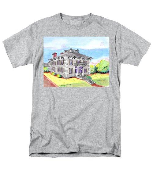 Old Hunt Hospital Men's T-Shirt  (Regular Fit)