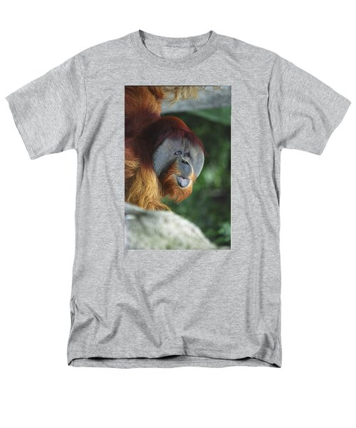 Old Man Of The Forest Men's T-Shirt  (Regular Fit) by Greg Slocum