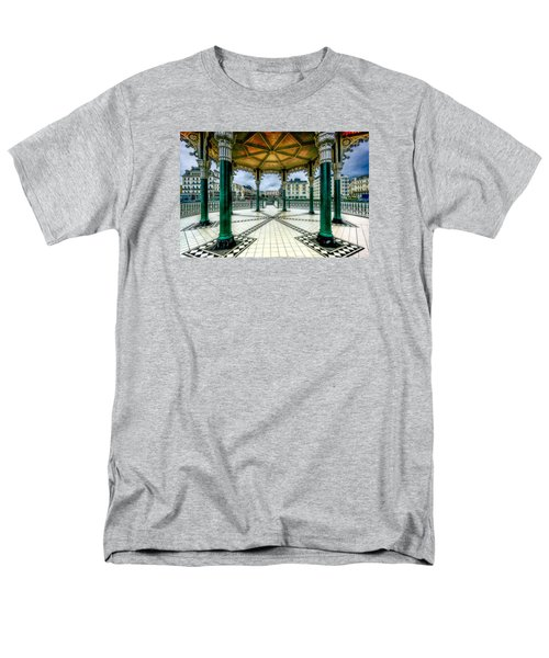 Men's T-Shirt  (Regular Fit) featuring the photograph On The Bandstand by Chris Lord