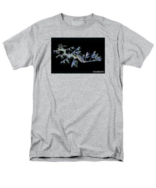 Opalised Sea Dragon Men's T-Shirt  (Regular Fit)