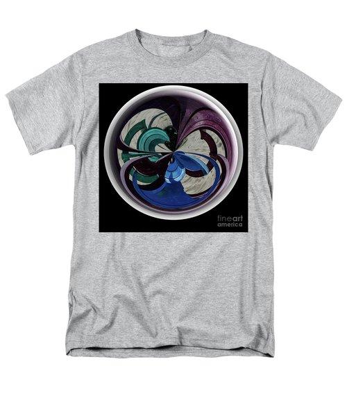 Orb Lineup Men's T-Shirt  (Regular Fit) by Judy Wolinsky