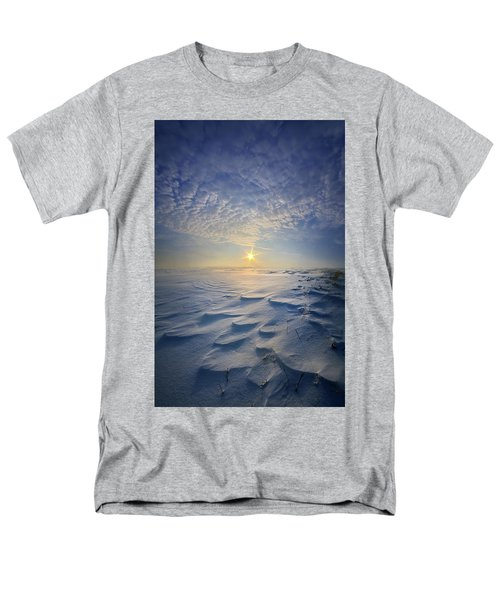 Men's T-Shirt  (Regular Fit) featuring the photograph Out Of The East by Phil Koch