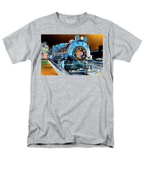 Pacific Southwest Railway And Meseum Men's T-Shirt  (Regular Fit) by Daniel Hebard