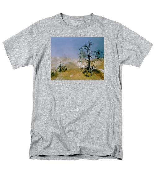 Palette Spring Men's T-Shirt  (Regular Fit) by Ed  Riche