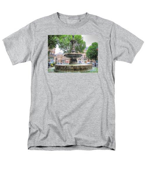 Paris Fontane Men's T-Shirt  (Regular Fit) by Yury Bashkin