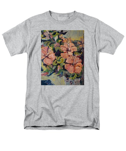 Men's T-Shirt  (Regular Fit) featuring the painting Passion In Dubrovnik by Julie Todd-Cundiff