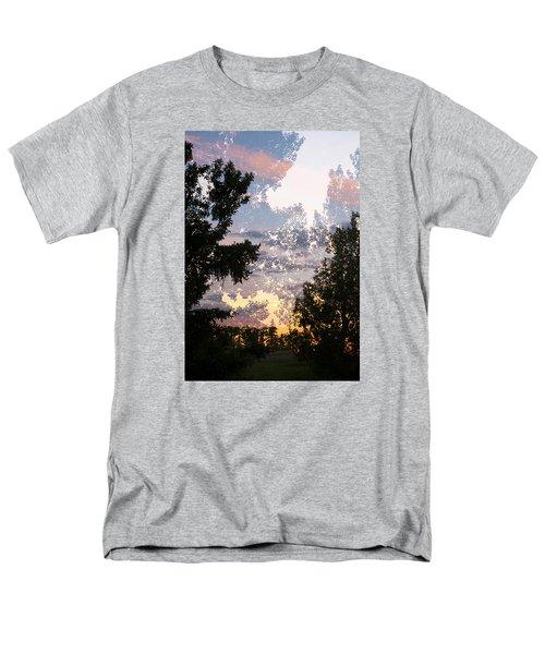Paynotn Sunset Men's T-Shirt  (Regular Fit) by Ellery Russell