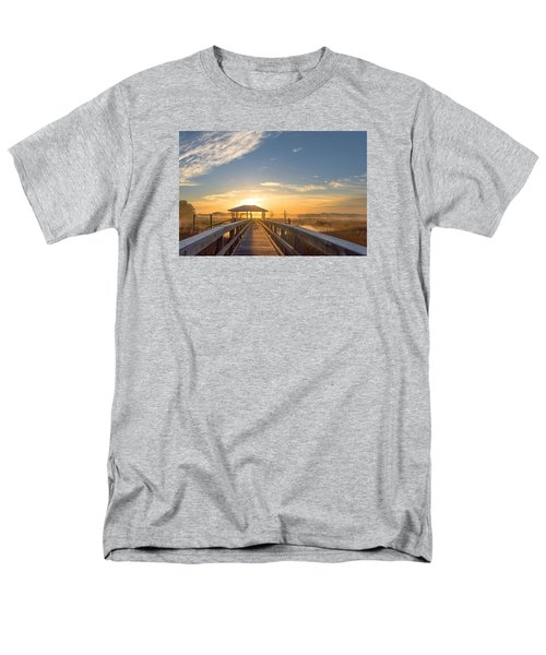 Men's T-Shirt  (Regular Fit) featuring the photograph Peace by Margaret Palmer