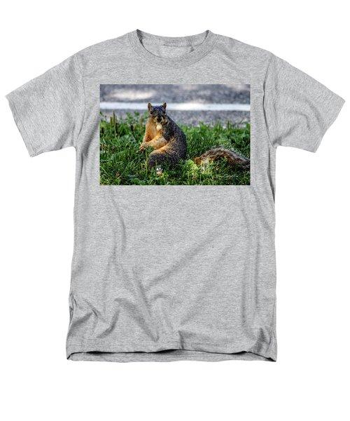 Men's T-Shirt  (Regular Fit) featuring the photograph Peanut by Joann Copeland-Paul