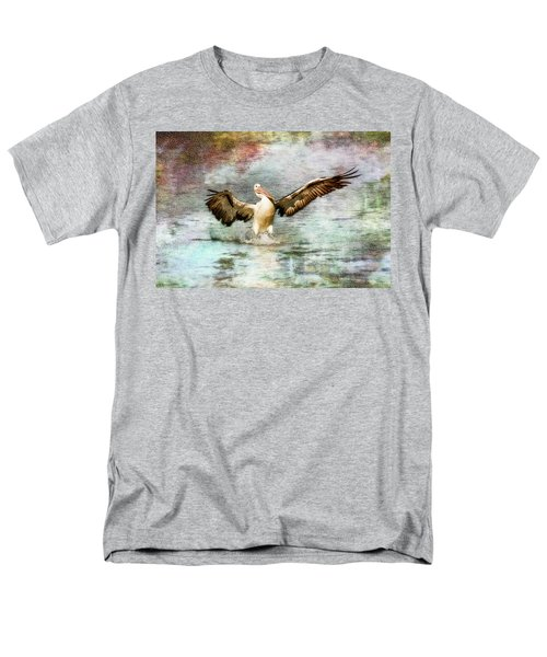 Pelican Art 00174 Men's T-Shirt  (Regular Fit) by Kevin Chippindall