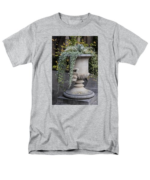 Penn State Flower Pot  Men's T-Shirt  (Regular Fit) by John McGraw