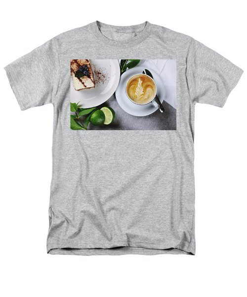 Perfect Breakfast Men's T-Shirt  (Regular Fit) by Happy Home Artistry